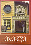 Click here to enlarge image and see more about item cs2539: The Nugget Inn Nome Alaska Postcard cs2539