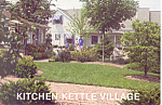 Kitchen Kettle Village,Intercourse, Pennsylvania Postca