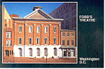 Click here to enlarge image and see more about item cs2594: Ford's Theatre National Historic Site Postcard