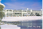 Mount Airy Lodge Mount Pocono PA Postcard cs2617