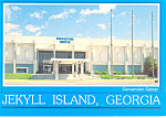 Click here to enlarge image and see more about item cs2624: Jekyll Island Georgia Convention Center cs2624