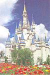 Cinderella Castle  Walt Disney World Florida cs2635