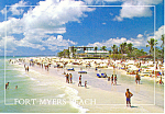 Fort Myers Beach Florida Beach Scene cs2675