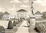 Castle Nymphenburg,Munchen,Germany RPPC