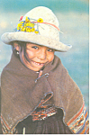 Click here to enlarge image and see more about item cs2813: Nina Campesina-Vilacayma-Bolivia