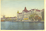 Palace Hotel, Lucerne Switzerland