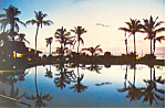 Marco Beach and Villas Marco Island Florida Postcard cs2903
