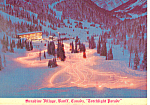 Click here to enlarge image and see more about item cs2913: Sunshine Village Banff Alberta Canada cs2913