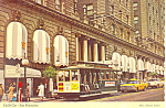 Click here to enlarge image and see more about item cs2928: Powell Street Cable Car, San Francisco, California