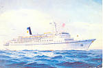 Royal Odyssey of The Royal Cruise Line cs2931