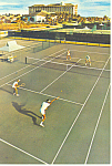 Tennis Courts at Marco Beach Hotel and Villas cs2945
