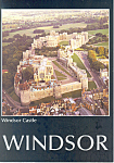 Windsor Castle London England Postcard cs3020