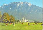 Sommerfrische Ebbs gegen Kaiserbirge,Germany