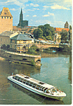 Strasburg Alsace  with Excursion Boat cs3053