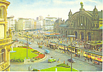 Frankfurt Am Main Germany Hauptbahnhof Railroad Station cs3060