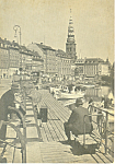 Click here to enlarge image and see more about item cs3082: Copenhagen Denmark The Old Strand cs3082