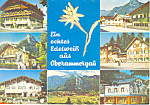 Oberammergau Germany, a real Edelweiss
