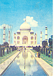 Click here to enlarge image and see more about item cs3102: Taj Mahal Agra India cs3102