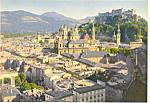 Hohensalzburg mit Altstadt,Austria