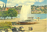 Lucerne,Switzerland, Wagenbach Fountain