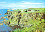 Click here to enlarge image and see more about item cs3146: Dunluce Castle Co Antrim Northern Ireland Postcard cs3146