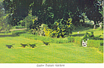Ladew Topiary Gardens Monkton MD Postcard cs3185