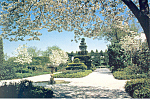 Ladew Topiary Gardens Monkton MD Postcard cs3188