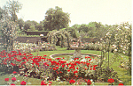 Ladew Topiary Gardens Monkton MD Postcard cs3190