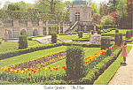Click here to enlarge image and see more about item cs3204: Sunken Gardens The Elms Newport Rhode Island cs3204