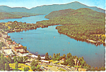 Whiteface Mountain and Lake Placid, New York
