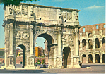 Click here to enlarge image and see more about item cs3248: Arc of Constantine Rome Italy cs3248