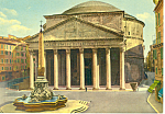 Click here to enlarge image and see more about item cs3270: The Pantheon, Rome, Italy