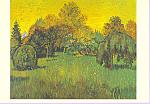 Sunny Midi, Arles, Vincent Van Gogh