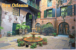 Brulatour Courtyard,New Orleans,Louisiana