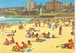 Click here to enlarge image and see more about item cs3415: Manly Surf Beach, Australia
