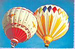 Click here to enlarge image and see more about item cs3416: Hot Air Balloon Capital Albuquerque New Mexico cs3416