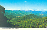 Click here to enlarge image and see more about item cs3425: Smokies near Hendersonville, North Carolina