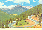 Click here to enlarge image and see more about item cs3432: Berthoud Pass,Hwy US 40,Colorado