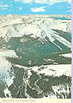 Click here to enlarge image and see more about item cs3433: Aerial View of Berthoud Pass,Hwy US 40,CO