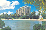 Click here to enlarge image and see more about item cs3452: Kahala Hilton, Honolulu, Hawaii Postcard cs3452
