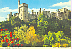 Click here to enlarge image and see more about item cs3463: Lismore Castle County Waterford Ireland Postcard cs3463