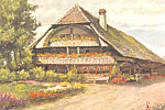 Click here to enlarge image and see more about item cs3464: Emmentaler Bauernhaus