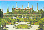 Click here to enlarge image and see more about item cs3474: Lago Maggiore Isola Bella Garden Terrace