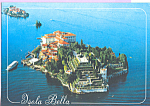 Click here to enlarge image and see more about item cs3478: Lago Maggiore Isola Bella Isola  Pescatori