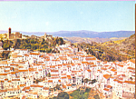 Aerial View of Casares,Spain