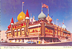 Click here to enlarge image and see more about item cs3517: Corn Palace, Mitchell, South Dakota 1974
