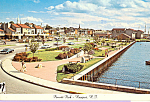 Click here to enlarge image and see more about item cs3521: Perrotti Park Newport Rhode Island cs3521