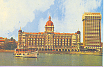 Click here to enlarge image and see more about item cs3543: Taj Mahal Hotel Mumbai  India cs3543