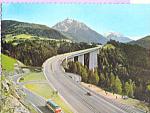 Brennerautobahn,Innsbruck, Austria