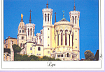 The Apse of the Basilique Notre Dame de Fourviere Lyon cs3575